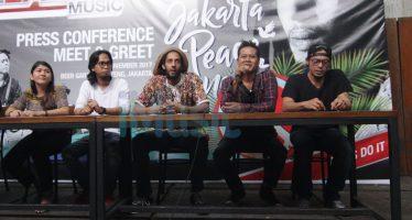 Julian Marley Sudah Tiba Di Jakarta Dan Siap Gebrak Jakarta Peace Concert