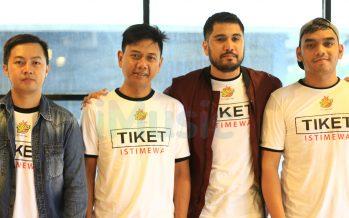 Tiket Band Kembali Kebelantika Musik Indonesia Dan Merilis Album Baru