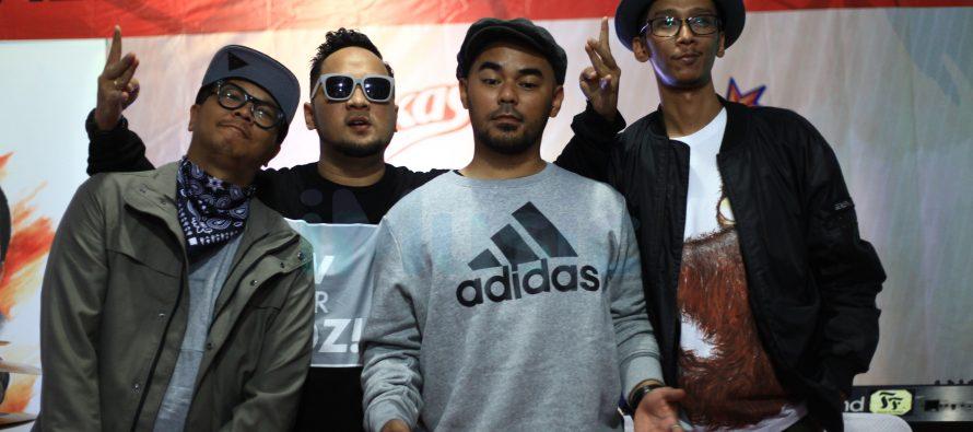 """Fade2Black Merilis Album Pertamanya Tanpa Bondan """"Tabik!"""""""