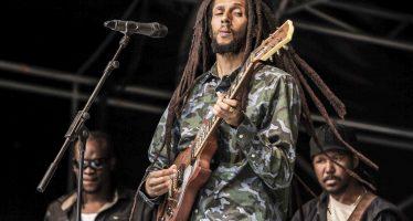 Putra Bob Marley Sukses Bius Jakarta Peace Concert 2017
