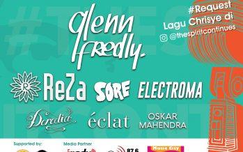 Konser CHRISYE The Spirit Continues Music Fest Concert Di Gelar Dua Hari lagi