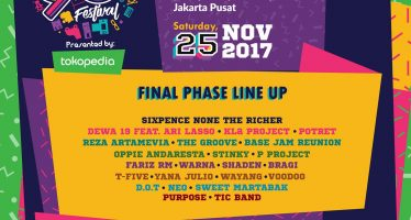 Lengkap, Inilah Final Line Up Event 90s Festival