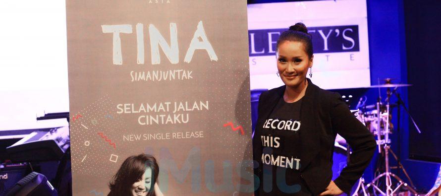 "Tina Simanjuntak Rilis Single Terbaru ""Selamat Jalan Cintaku"""