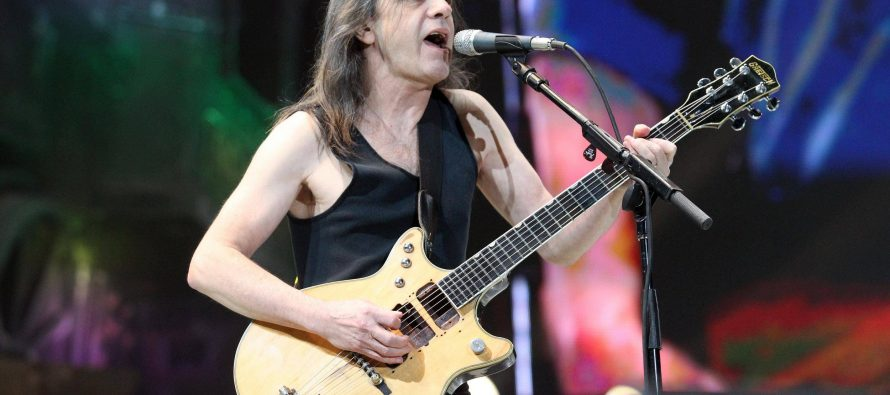 Gitaris Kedua AC/DC Tutup Usia