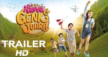 Naura & Genk Juara The Movie Siap Memanjakan Anak – Anak Indonesia