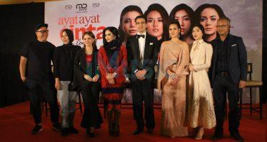 """Ayat Ayat Cinta in Concert """"Kebanjiran"""" 4 Diva Indonesia"""
