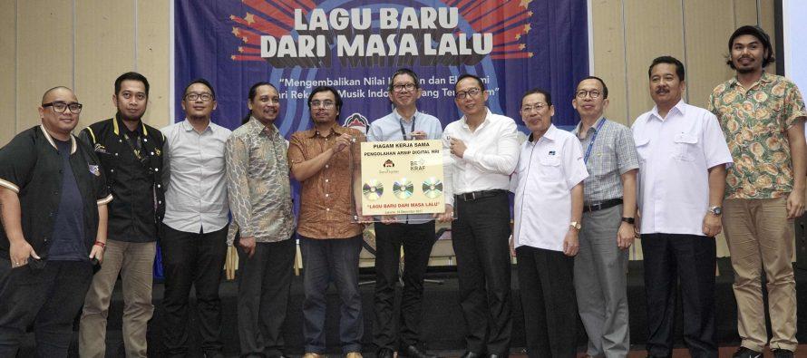 Harta Karun Rekaman Musik Indonesia