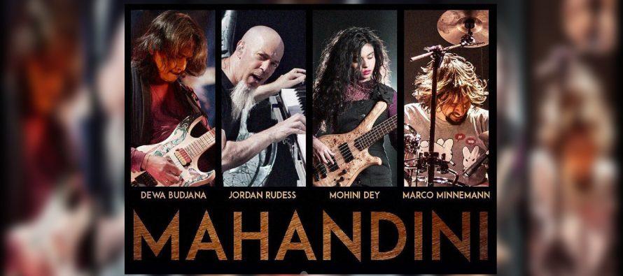 "Dewa Budjana Gandeng Keyboardis Dream Theater di Album ""Mahandini"""