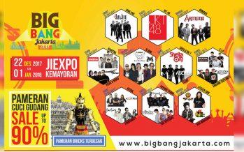 Pesta Musik BIGBANG Jakarta 2017