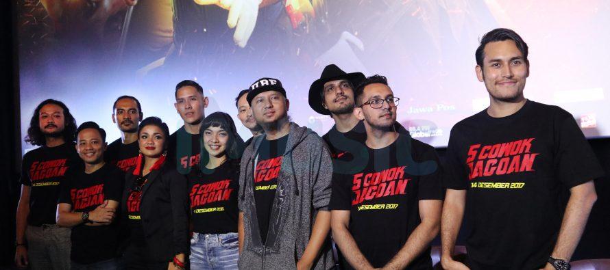 Bukan Tema Pocong, 5 Cowok Jagoan Suguhkan Film Genre Zombie