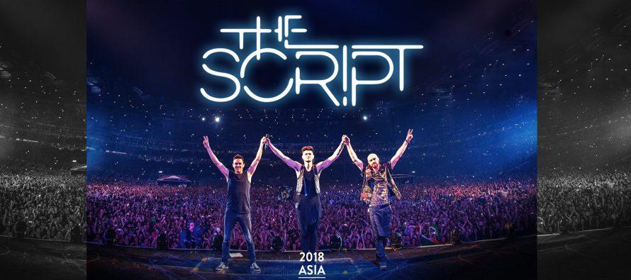 "The Script Kunjungi Indonesia Dalam Rangka Tur Asia ""Freedom Child Tour Live in Jakarta 2018"""