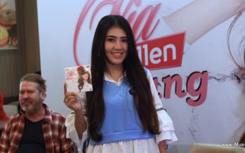 "Via Vallen Rilis Debut Album Nasional ""Sayang"""