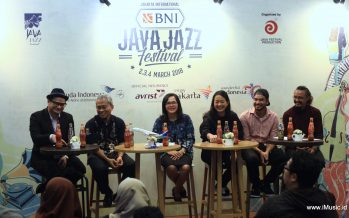 """Celebrate Jazz in Diversity"" Menjadi Tagline Java Jazz Festival 2018"