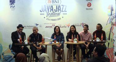 """""""Celebrate Jazz in Diversity"""" Menjadi Tagline Java Jazz Festival 2018"""