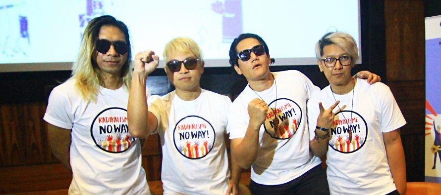 "Iman J-Rocks Nge-rap di Lagu ""Wudhu"""