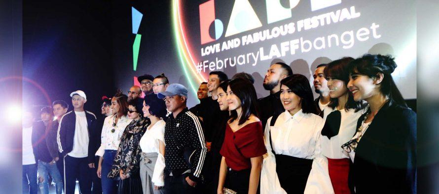 Kahitsna Menjadi Line Up Phase Ketiga Konser LAFFestival