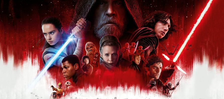 Star Wars: The Last Jedi Menduduki Puncak Box Office