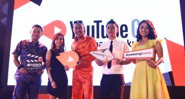 YouTube Bersama Nagaswara Rilis Video Musik Bojoku #PawangKuota