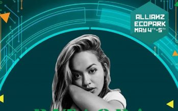 Rita Ora, Line Up Phase Pertama SHVR GROUND FESTIVAL 2018