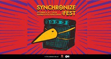 Mau Nonton Siapa di Synchronize Fest 2018?