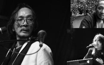 Yockie Suryo Prayogo Turunkan Bakat Bermusik Kepada Anaknya