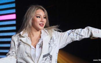 CL Menutup Panggung Love LAFFestival 2018