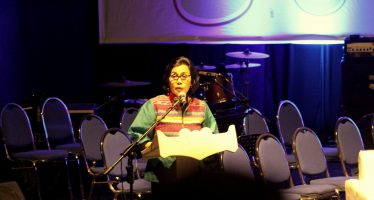 Sri Mulyani Membuka Konferensi Musik Indonesia Di Ambon