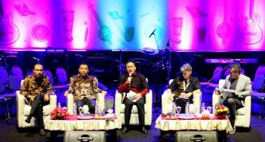 Memajukan Musik Sebagai Kekuatan Ekonomi Indonesia Masa Depan