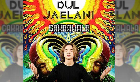 Dul Jaelani Terbang Bersama Single 'Cakrawala'