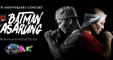 "Iwa K Merayakan ""Pesta Perak"" Bersama Rapper Hip-Hop"