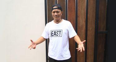 Konser Kolaborasi Iwa K Bareng Hip-Hop Warrior