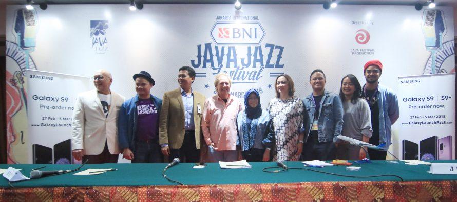 Java Jazz 2018 Akan Menampilkan Kolaborasi Yang Spektakuler