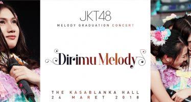 Konser Melepas Kelulusan Melody JKT48