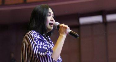 Sundari Soekotjo Ingin Musik Keroncong Disejajarkan Dengan Musik Kekinian