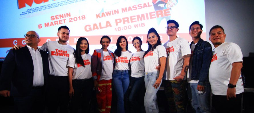 "Film ""Takut Kawin"" Drama Komedi Perdana Di 2018"
