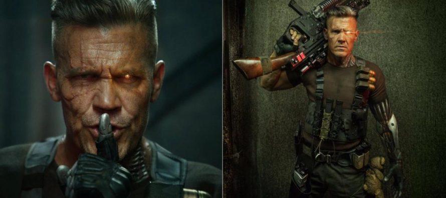 Josh Brolin Perankan Super Cable, Musuh Baru Deadpool