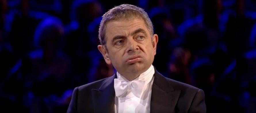 """""""Mr. Bean"""" Kembali Beraksi Menjadi Agen Rahasia"""