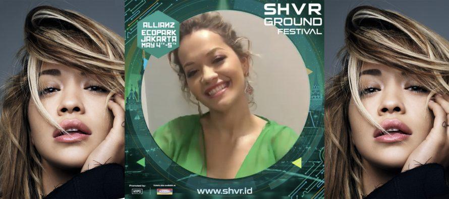 Rita Ora Bawa 26 Penari Untuk Guncang Indonesia