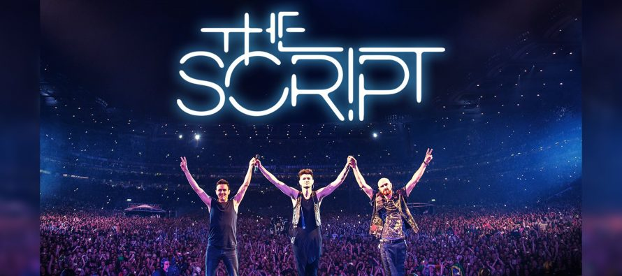The Script Akan Konser Di Jakarta Pada10 April 2018