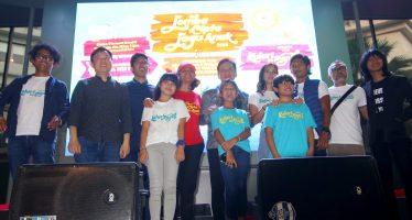 Bekraf Umumkan Pemenang Lomba Cipta Lagu Anak 2018