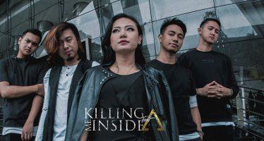 Killing Me Inside ft AIU Kembali Meluncurkan Single Terbaru
