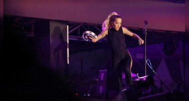 Rita Ora Sukses Getarkan Jakarta Di SHVR Ground Festival 2018