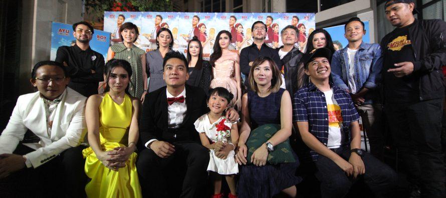 """Dimsum Martabak"" Film Layar Lebar Pertama Ayu Ting-Ting"