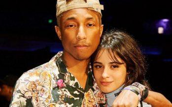 """Pharell Williams dan Camila Cabello Kembali Berkolaborasi di """"Sangria Wine"""""""