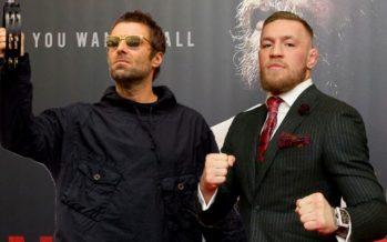 Liam Gallagher Inginkan Petarung MMA Top, Conor McGregor Di Video Klip Single Terbarunya