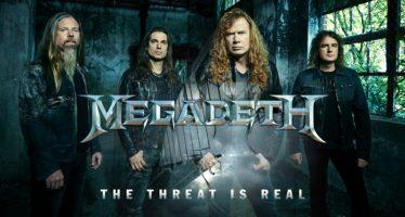 Siap-Siap Dengan Kedatangan Megadeth