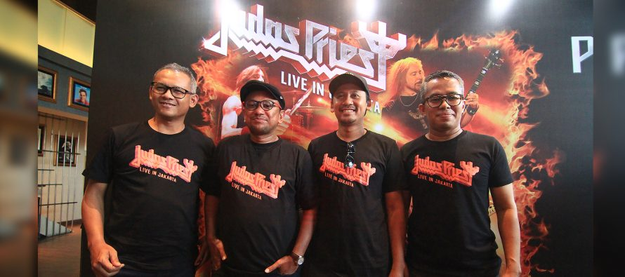 Jangan Lupa Saksikan Konser Judas Priest Di Jakarta 7 Desember 2018 Mendatang