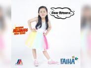 """Enak Susunya"" Single Terbaru Dari Artis Cilik Faiha"