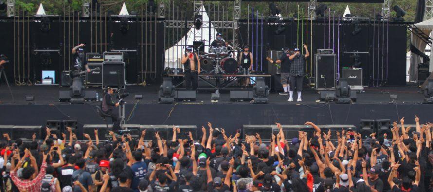 Hammersonic 2018 Sukses Puaskan Metalhead Indonesia