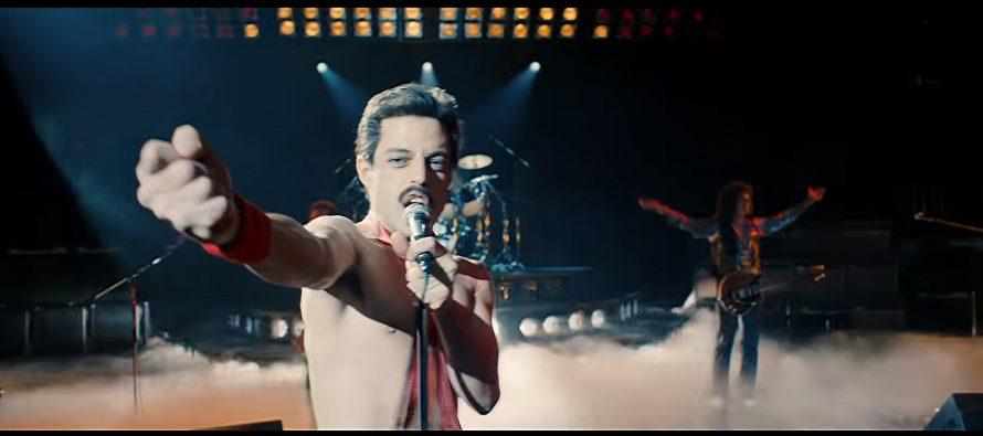 "Century Fox Rilis Trailer Terbaru Film ""Bohemian Rhapsody"""